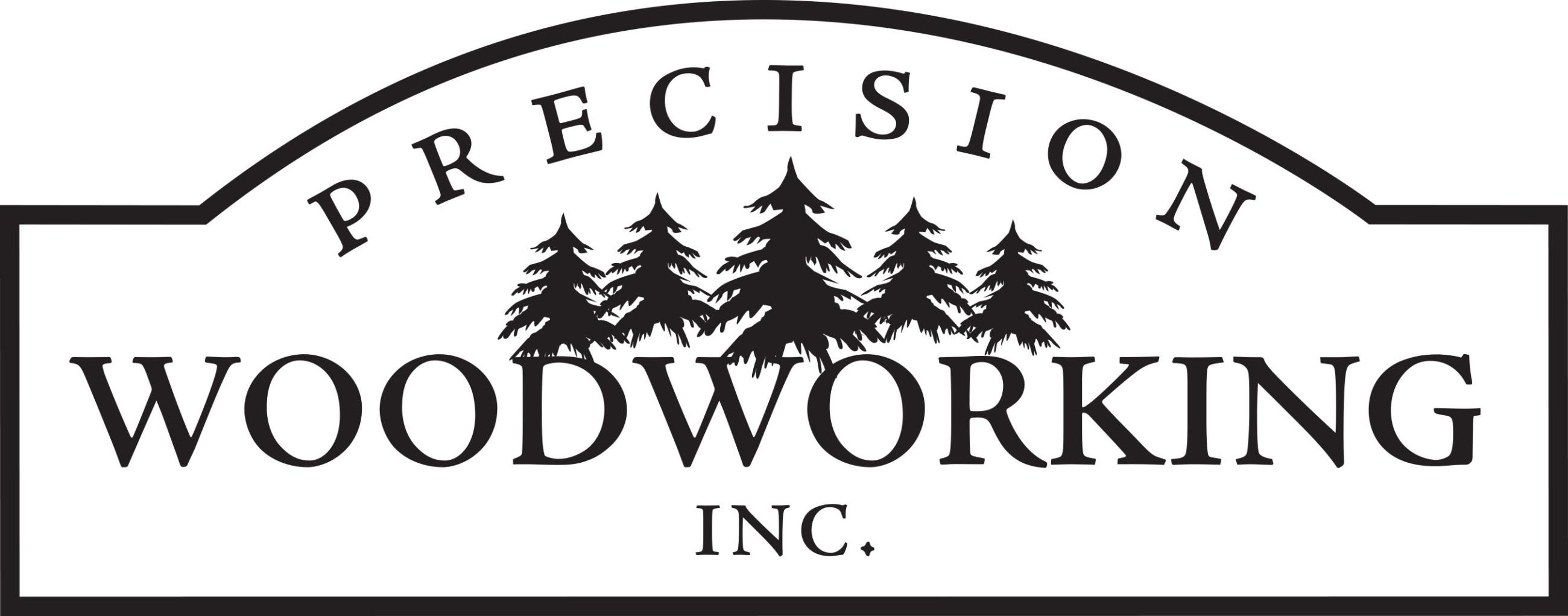 Precision Woodworking Logo