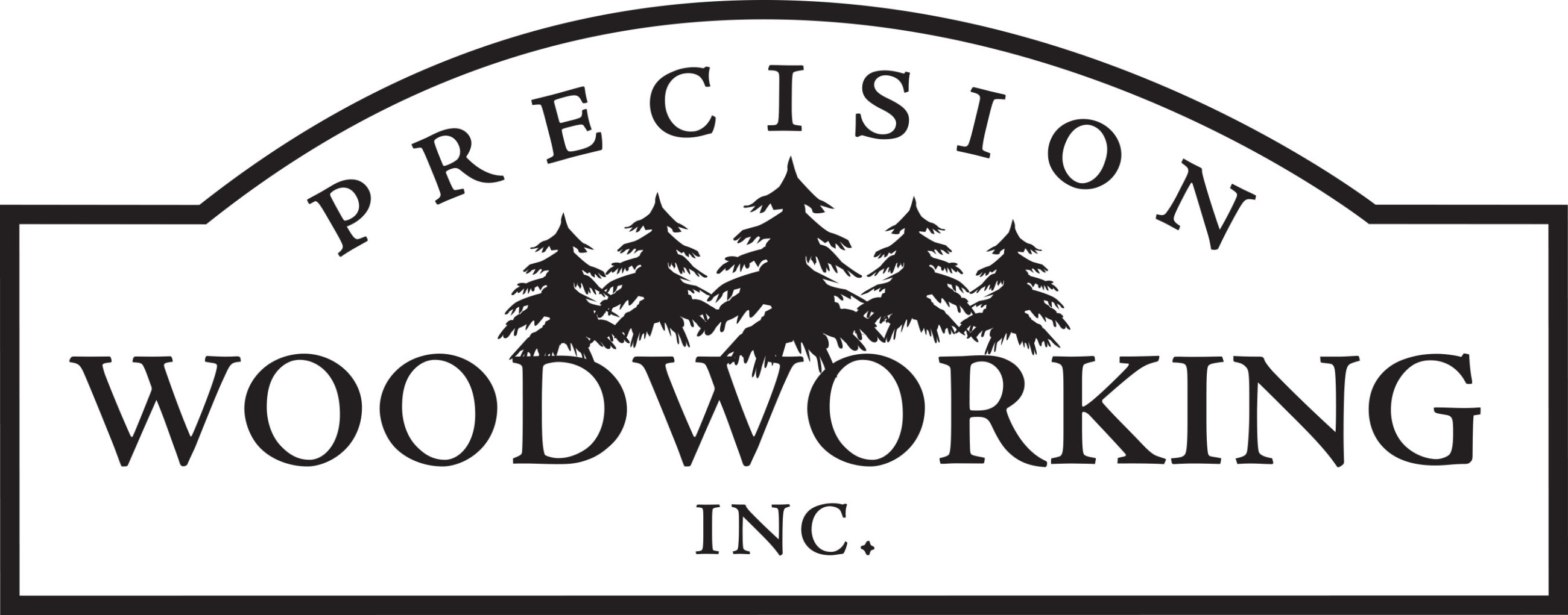 Precision Woodworking Logo